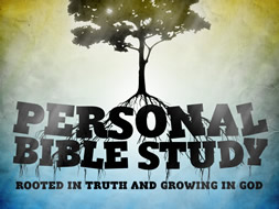 personalbiblestudy